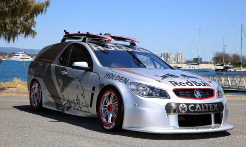 Red Bull creates one-off Holden VF Sandman V8 Supercar