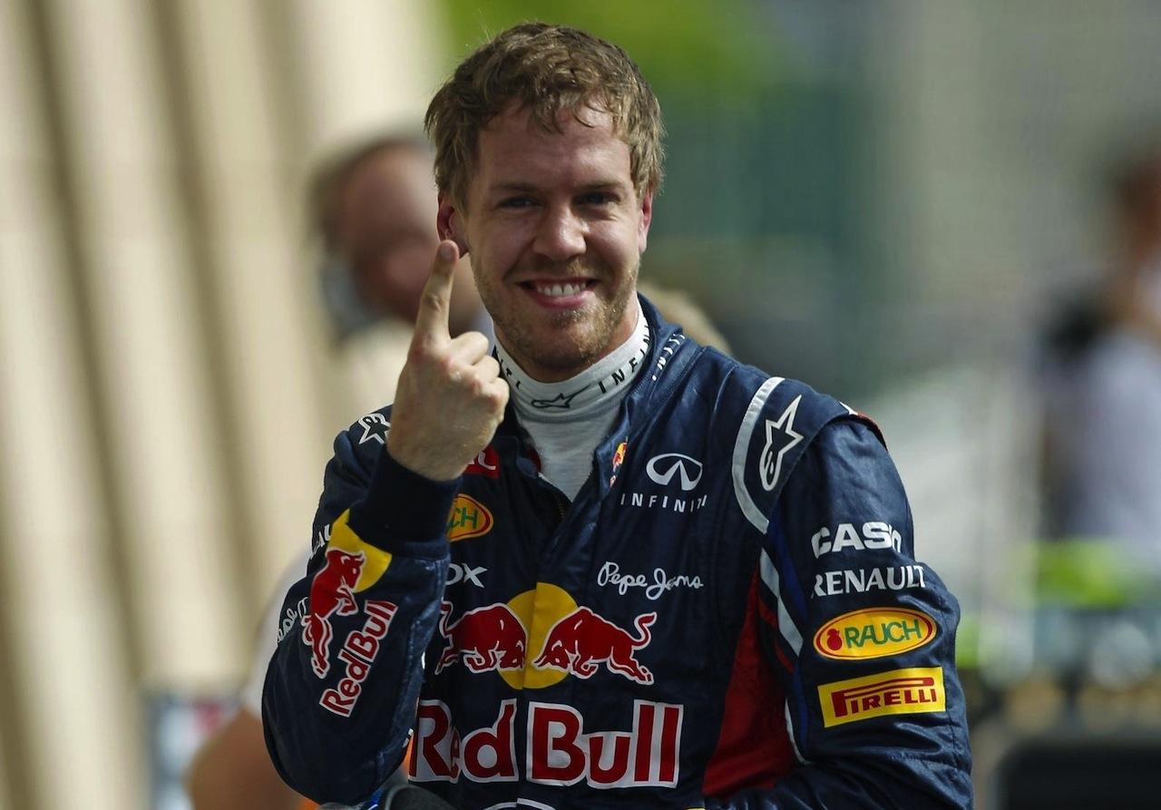 F1 driver Sebastian Vettel quits Red Bull, moving to Ferrari?