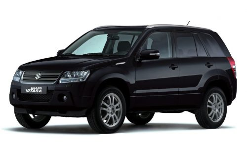 2015 Suzuki Grand Vitara on sale from $27,990