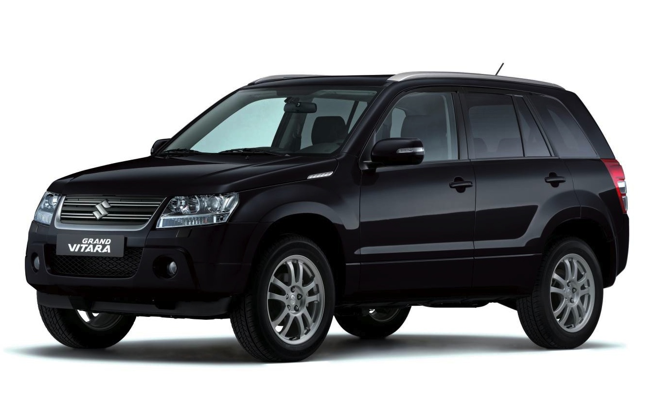 Wheel Drive  Suzuki Grand Vitara