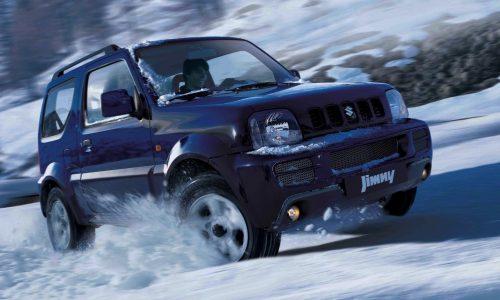 2015 Suzuki Jimny on sale from $20,990
