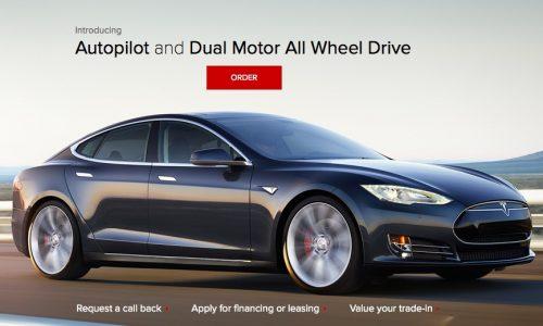 Tesla Model S P85D is quickest 4dr sedan in the world