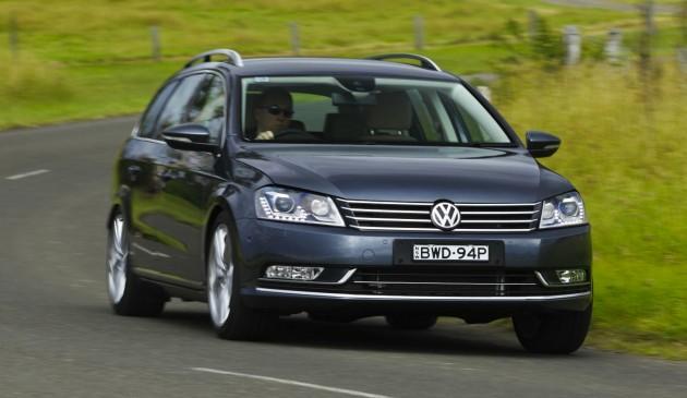 Volkswagen Passat V6
