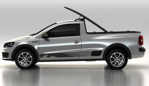 Volkswagen Saveiro Surf concept-side