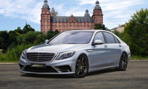Voltage Design creates mega tune for W222 Mercedes S 65 AMG