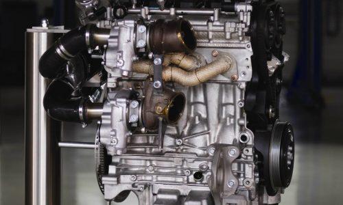 Volvo reveals 'triple boost' 2.0L Drive-E engine, 450hp