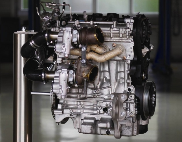 Volvo Cars reveals 450 horsepower High Performance Drive-E Powertrain Concept