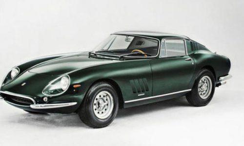 For Sale: Rare 1965 Ferrari 275 GTB Alloy Berlinetta