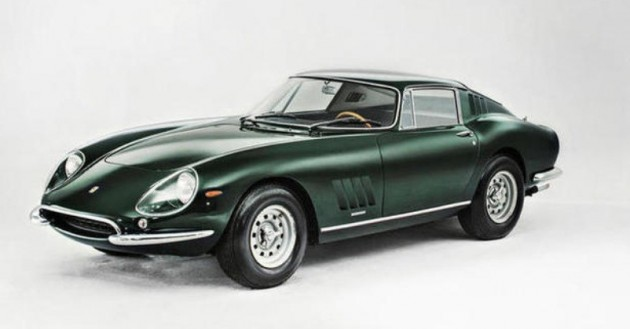 1965 Ferrari 275 GTB Berlinetta alloy body