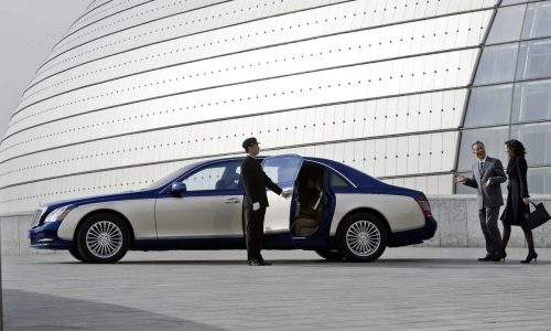 2015 Mercedes-Benz Maybach to debut at LA show