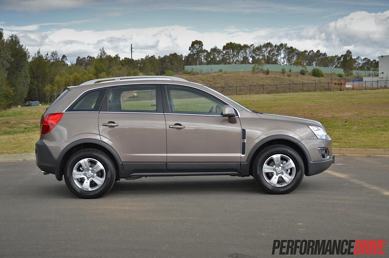 2014 Holden Captiva 5 Lt Review Video Performancedrive