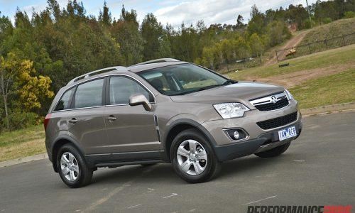 2014 Holden Captiva 5 LT review (video)