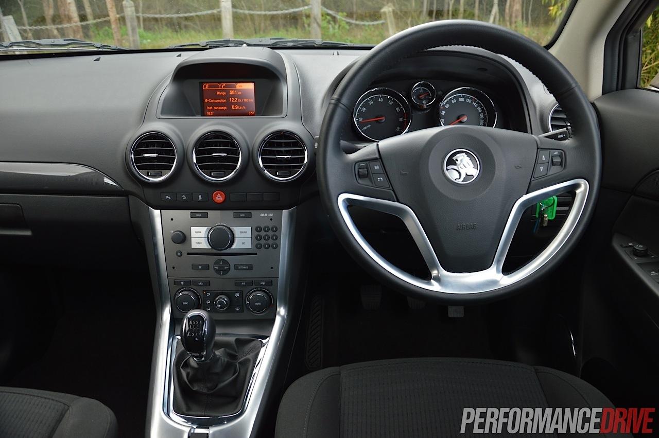 Performance Auto Body >> 2014 Holden Captiva 5 LT review (video)   PerformanceDrive