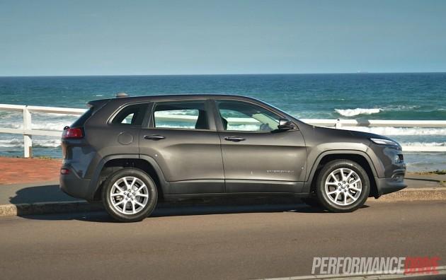 2014 Jeep Cherokee Sport-Australia