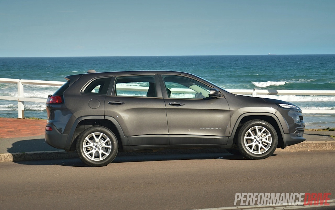 2014 Jeep Cherokee Sport Review Video Performancedrive