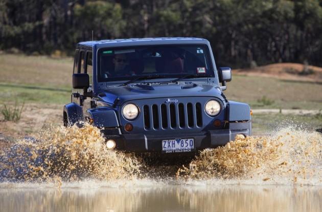 2014 Jeep Wrangler Rubicon 10th anniversary