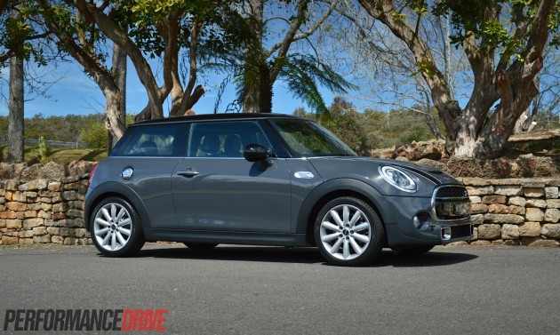 2014 MINI Cooper S-PerformanceDrive