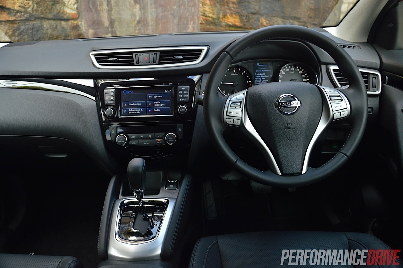Should You Buy A 2014 Nissan Qashqai Tl Video