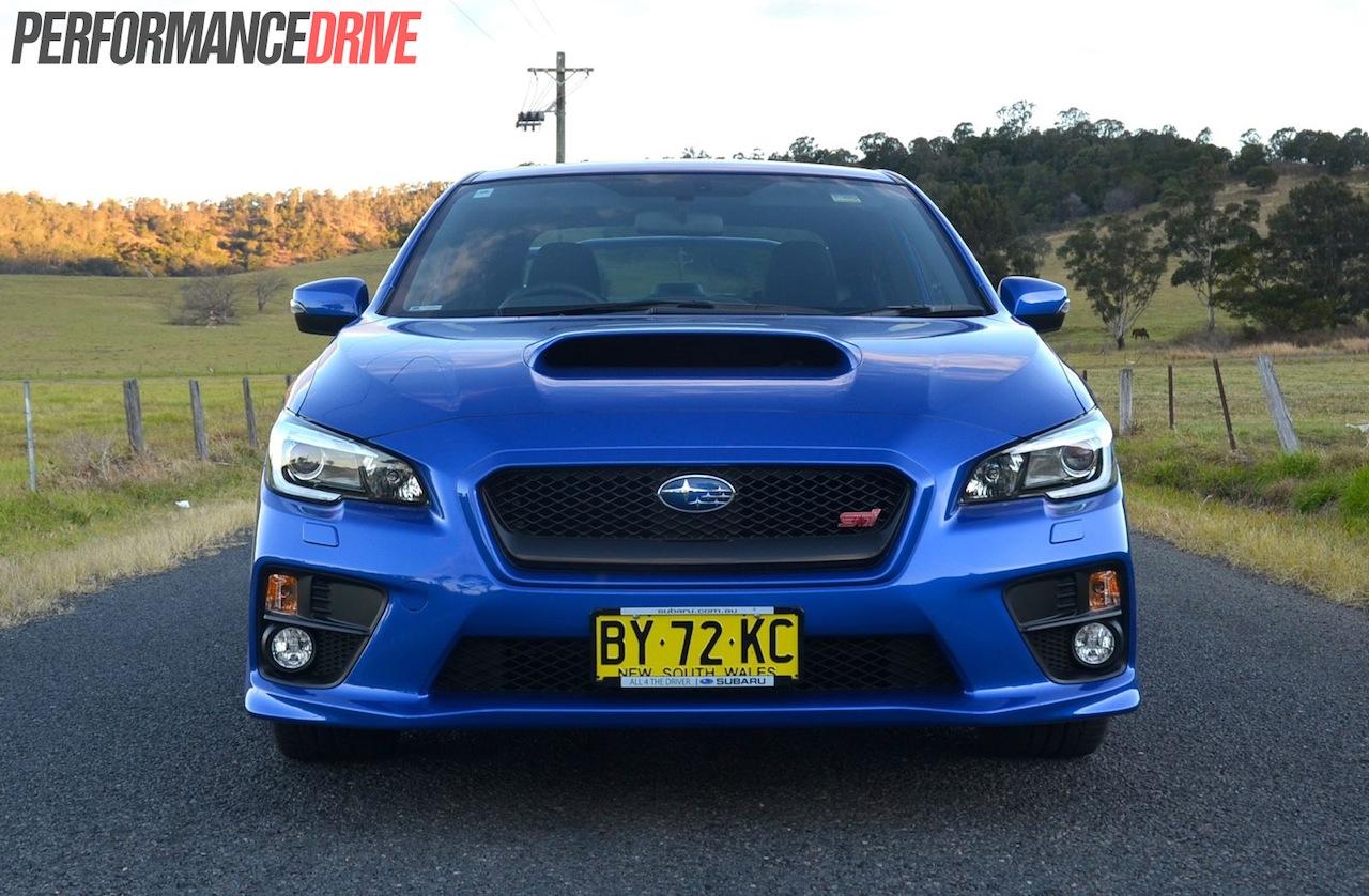 Used Subaru Wrx Sti >> 2014 Subaru WRX STI review (video) | PerformanceDrive