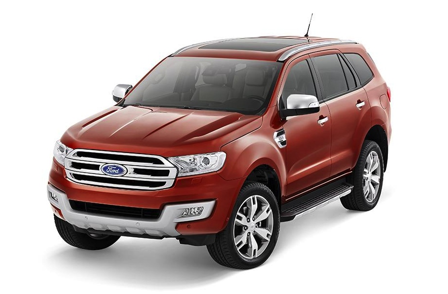 2015 Ford Everest Revealed To Be Best 7 Seat Suv On Sale