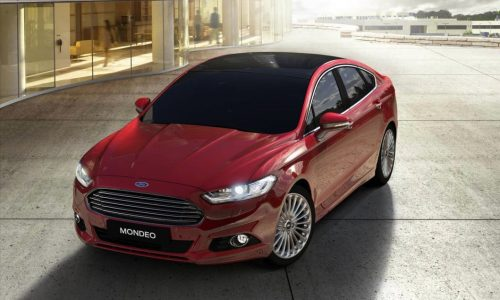 Ford Australia promises impressive features with 2015 Mondeo