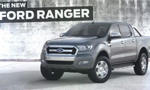 New-look 2015 Ford Ranger revealed in teaser video