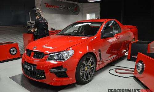 2015 HSV GTS Maloo makes 368kW at the wheels (video)