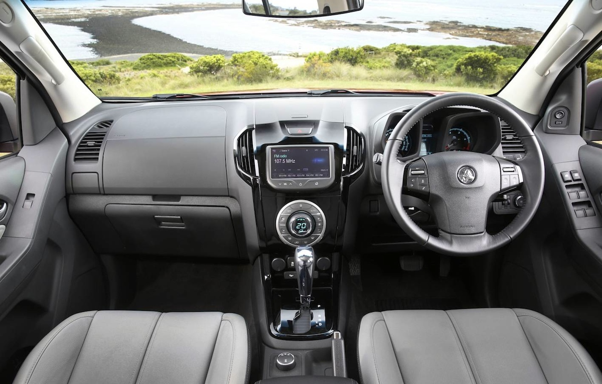 2015 Holden Colorado on sale in Australia from $28,390 ...