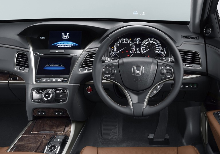 2018 Honda Accord Interior >> 2015 Honda Legend revealed, gets 281kW hybrid ...