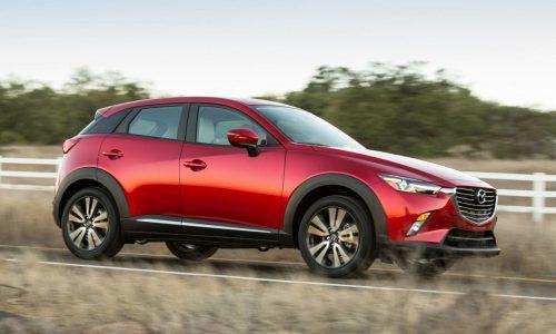 2015 Mazda CX-3 unveiled at LA Auto Show