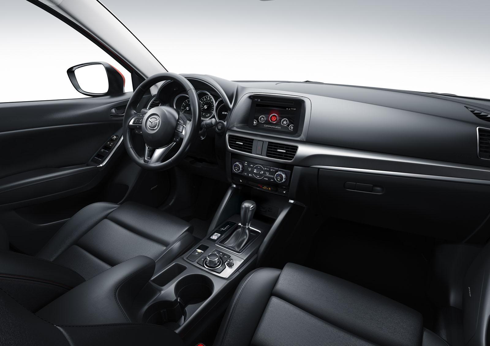 2015 Mazda Cx 5 Revealed At La Auto Show Performancedrive