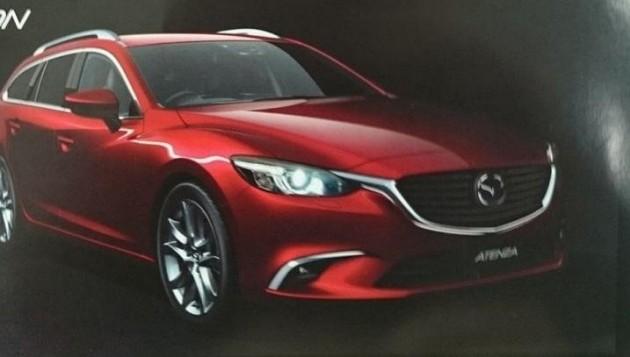 2015 Mazda6 wagon