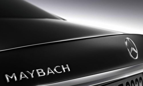 Mercedes-Maybach sub-brand announced, LA debut confirmed