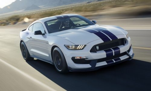 2015 Ford Shelby GT350 revealed, most powerful NA Ford