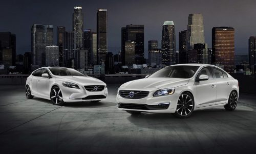 2015 Volvo S60 & V40 T4 Sprint Editions now on sale