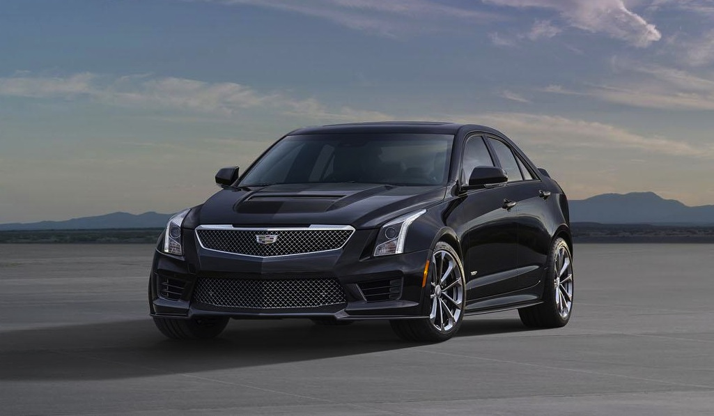 2016 Cadillac ATS-V revealed, most powerful V6TT in class | PerformanceDrive