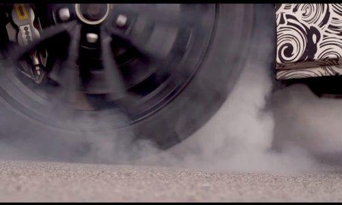 Video: 2016 Cadillac ATS-V burnout previews future Holden model?