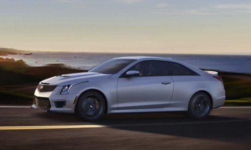 2016 Cadillac ATS-V revealed, most powerful V6TT in class