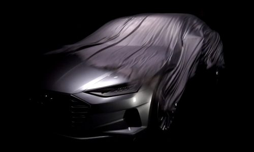 Audi 'A9 concept' previewed again? (video)