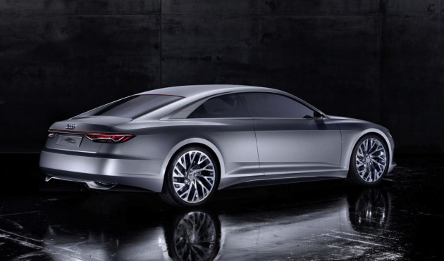 Audi Prologue concept-rear