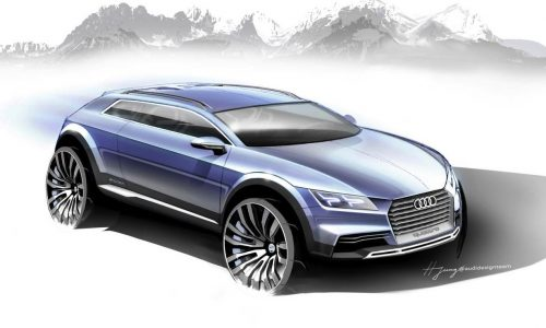 Audi Q8 sporty SUV confirmed, based on next-gen Q7