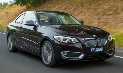 BMW 228i now on sale in Australia from $64,400