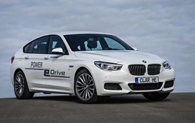 BMW 5 Series Power eDrive