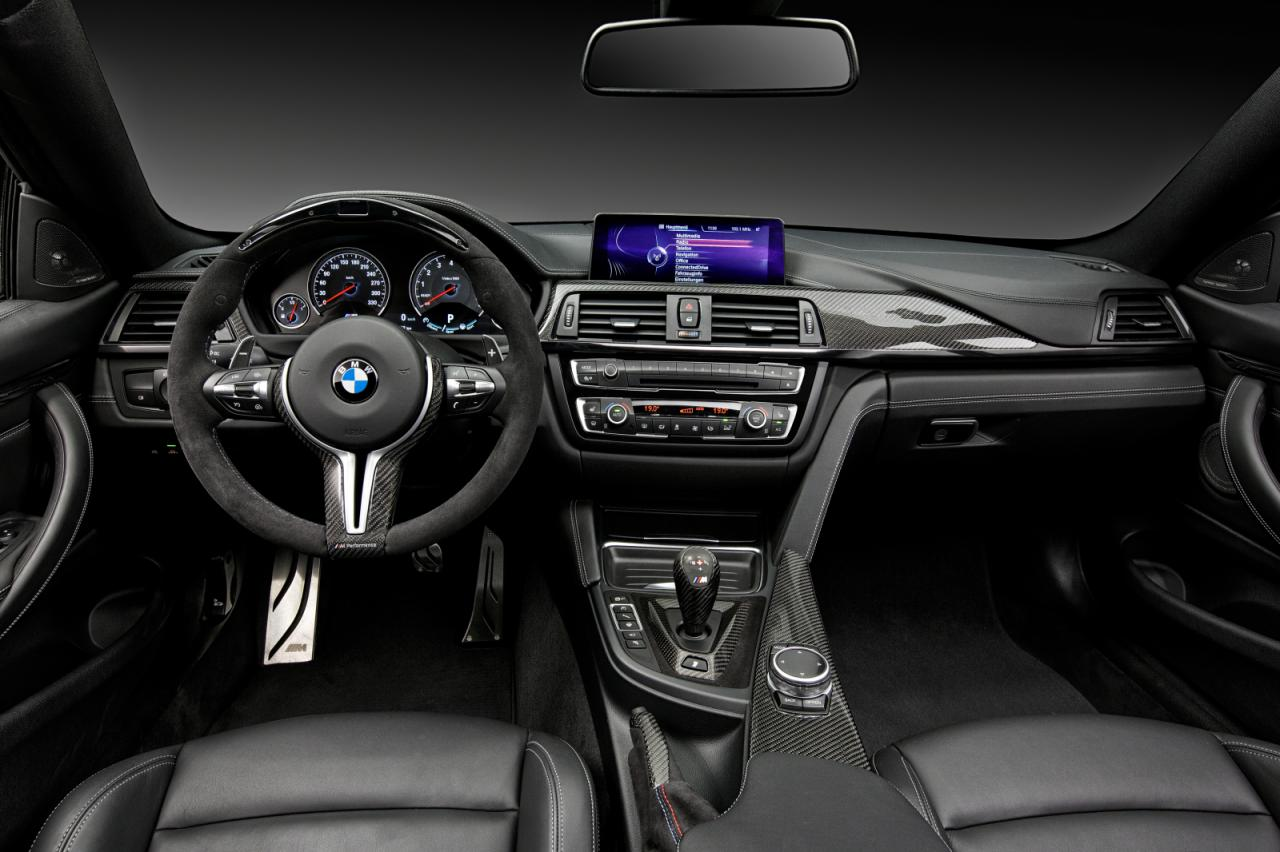 BMW Twin Turbo >> BMW M Performance reveals options for M3 & M4 | PerformanceDrive