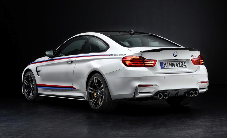 BMW M4 Engine >> BMW M Performance reveals options for M3 & M4 ...