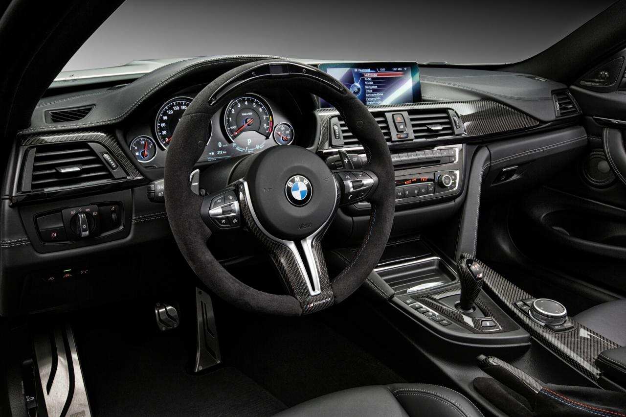 Bmw M Performance Reveals Options For M3 Amp M4