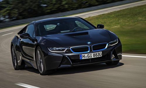 BMW i8 proving too popular for production capacity