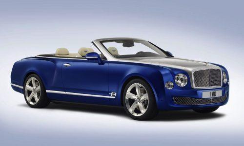 Bentley Grand Convertible concept previews next Azure