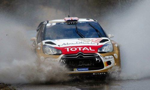 Sebastien Loeb returning to WRC to launch Citroen DS sub-brand
