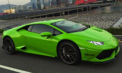 DMC creates first tuner bodykit for the Lamborghini Huracan